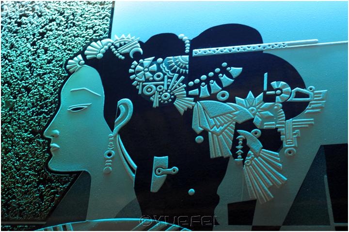 【相机人生】鲜为人知的故事 — 玻璃艺术展中的趣事(331)_图1-29