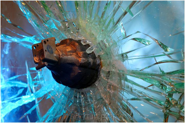 【相机人生】鲜为人知的故事 — 玻璃艺术展中的趣事(331)_图1-38