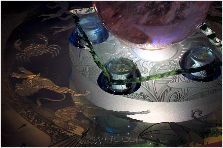 【相机人生】鲜为人知的故事 — 玻璃艺术展中的趣事(331)_图1-47