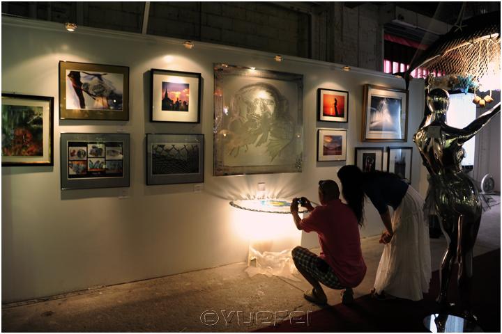 【相机人生】鲜为人知的故事 — 玻璃艺术展中的趣事(331)_图1-61