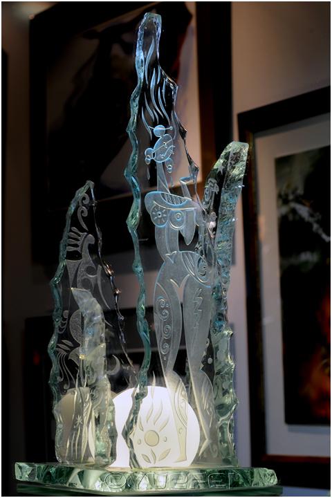 【相机人生】鲜为人知的故事 — 玻璃艺术展中的趣事(331)_图1-65