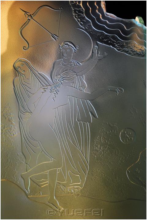 【相机人生】鲜为人知的故事 — 玻璃艺术展中的趣事(331)_图1-68