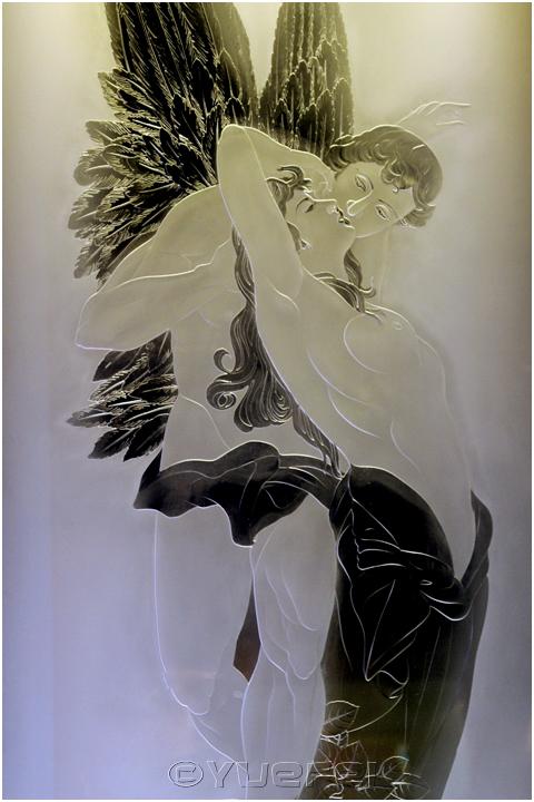 【相机人生】鲜为人知的故事 — 玻璃艺术展中的趣事(331)_图1-78