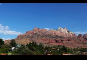 锡安峡谷(Zion Canyon)