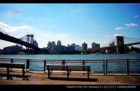 【原創】紐約的情侶橋