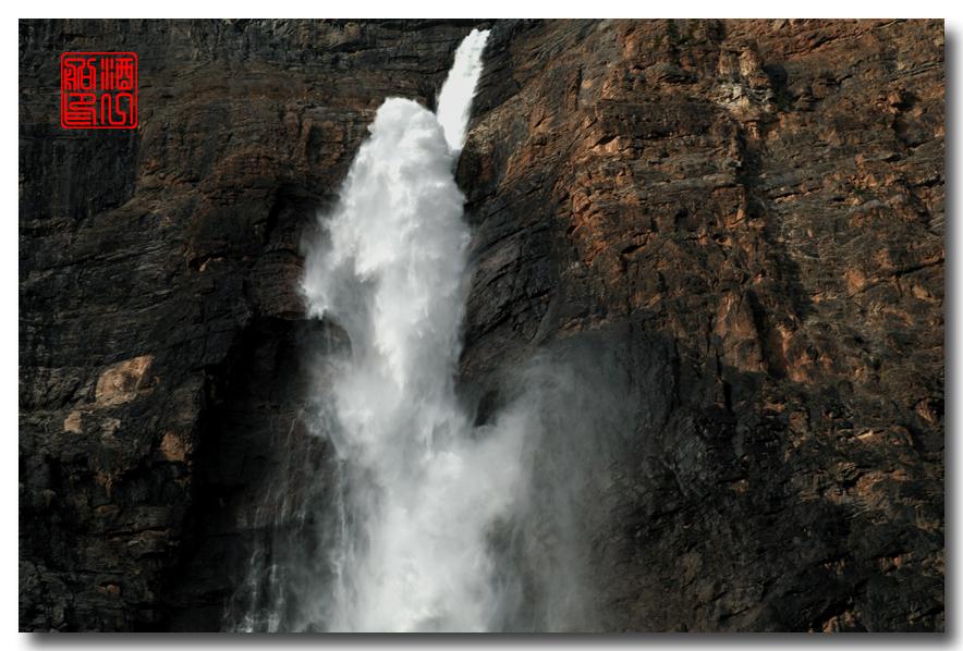 《原创摄影》:湖光山色落基行:幽鹤国家公园_图1-7