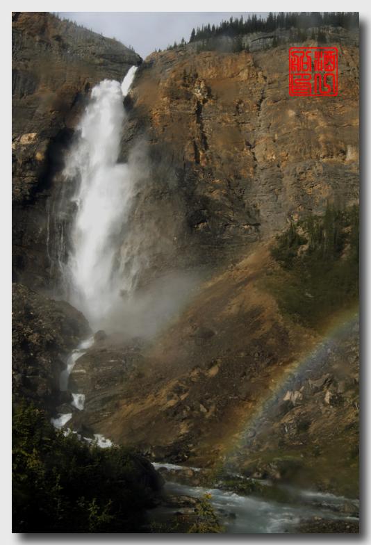 《原创摄影》:湖光山色落基行:幽鹤国家公园_图1-10