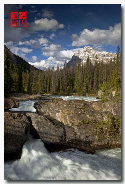《原创摄影》:湖光山色落基行:幽鹤国家公园_图1-11
