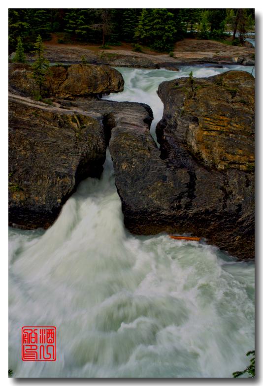 《原创摄影》:湖光山色落基行:幽鹤国家公园_图1-19