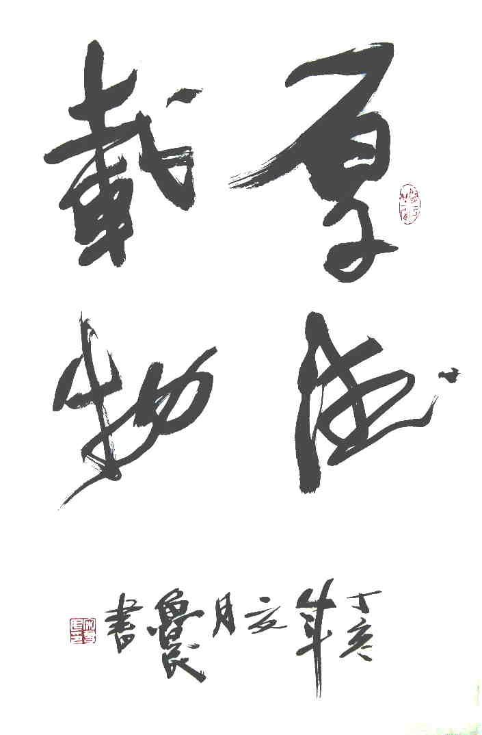 宋鲁民书法欣赏_图1-4