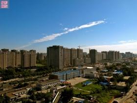 难得北京艳阳天