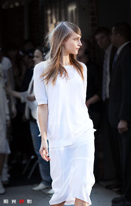 [阳光色影]风情万种的DKNY超模_图1-27