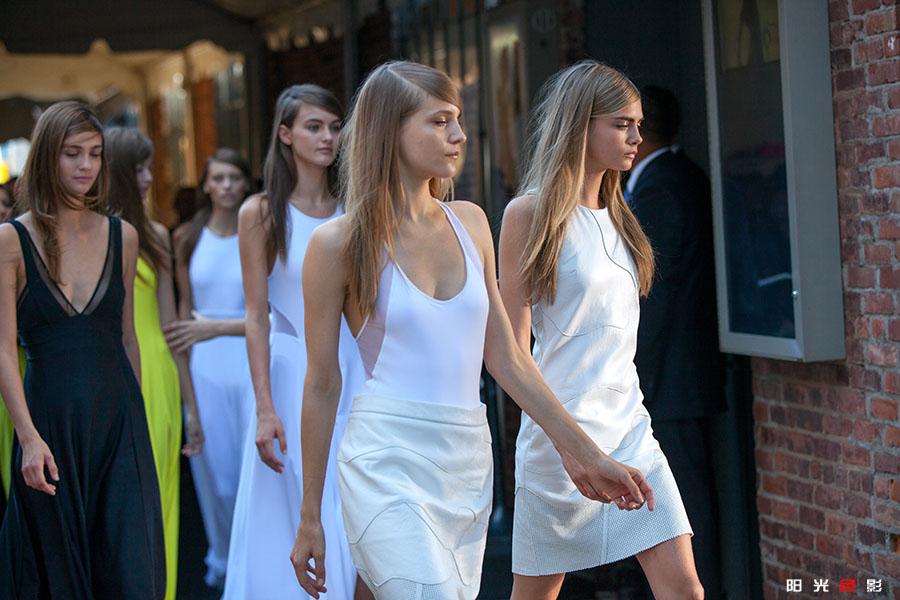 [阳光色影]风情万种的DKNY超模_图1-33