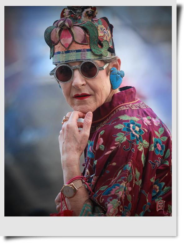 【风之影】时尚不分年龄 - 纽约时装周之三_图1-1