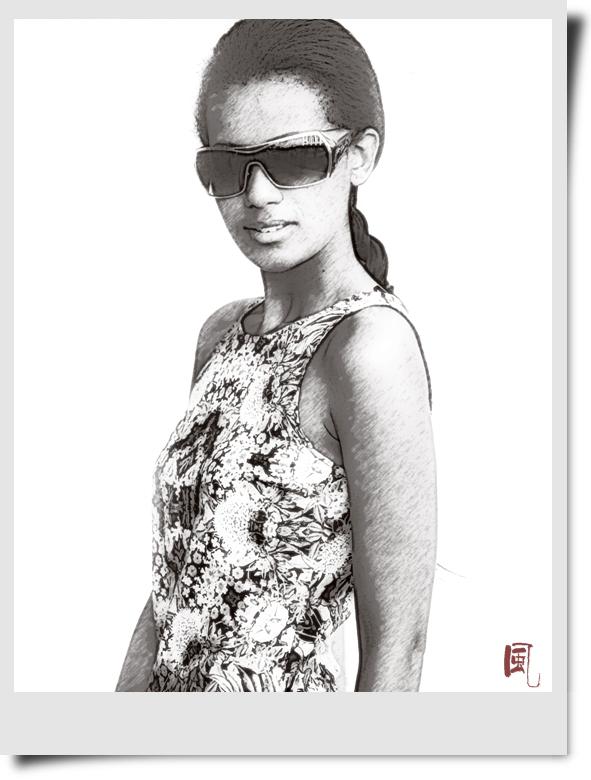 【风之影】时尚不分年龄 - 纽约时装周之三_图1-5