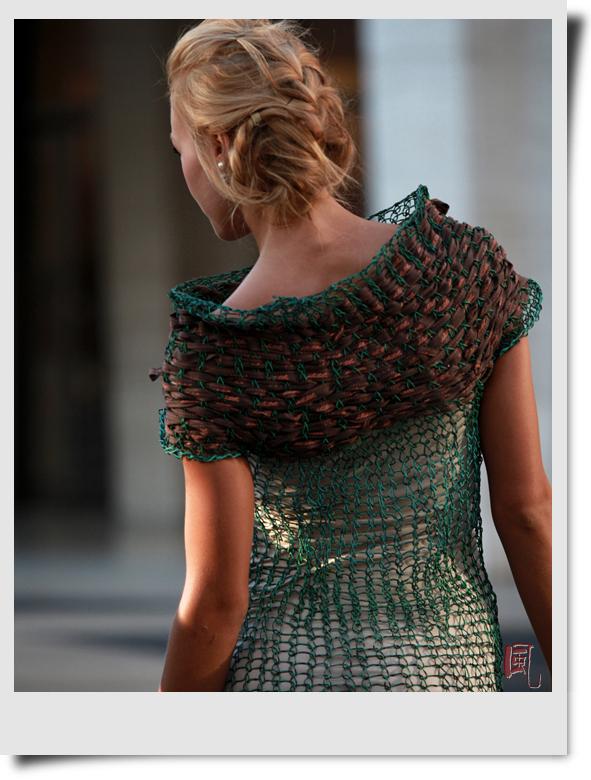 【风之影】时尚不分年龄 - 纽约时装周之三_图1-6
