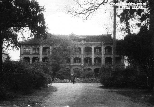 """老照片:上海""""圣约翰""""_图1-23"""