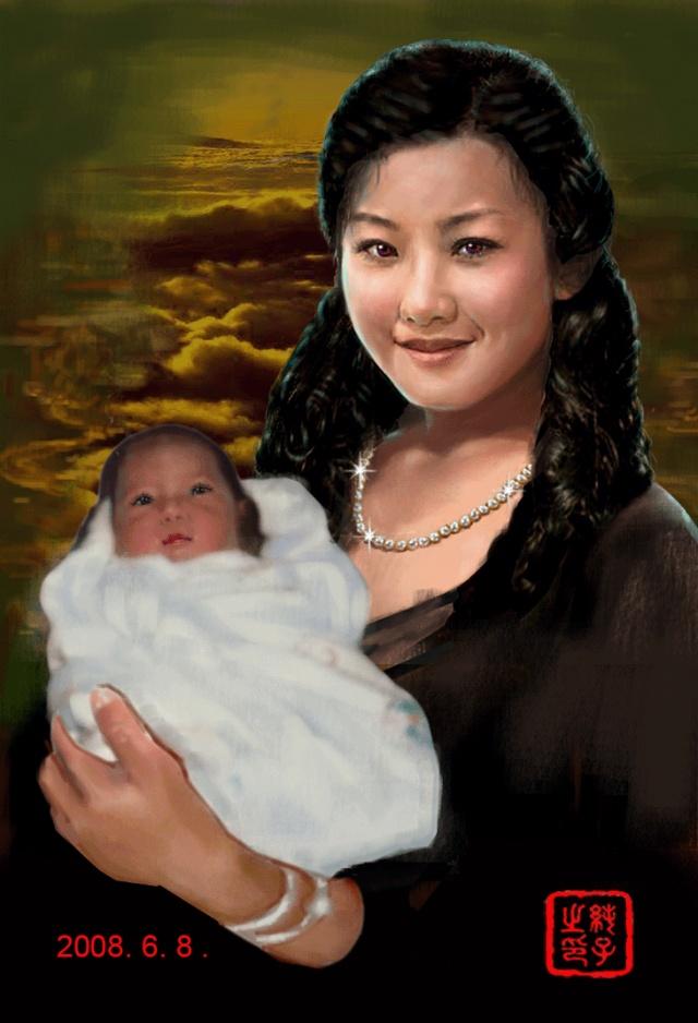 【原创】儿子出生了(一个母亲诉说儿子成长过程)_图1-1