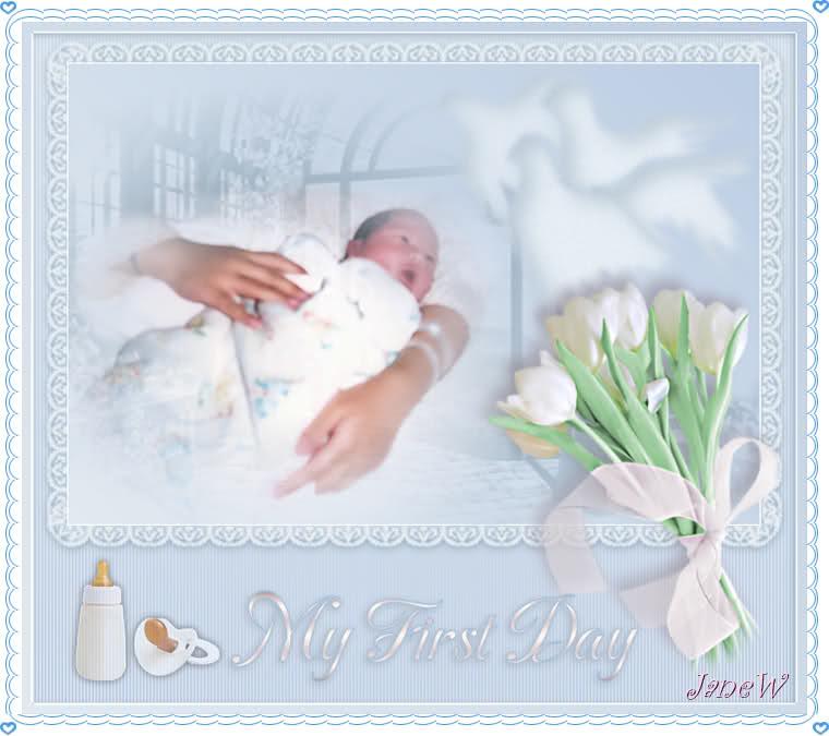 【原创】儿子出生了(一个母亲诉说儿子成长过程)_图1-2