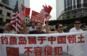美国华人对钓鱼岛事件的反应