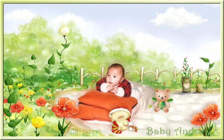 【原创】快乐小精灵(一个母亲诉说儿子成长过程)_图2-4