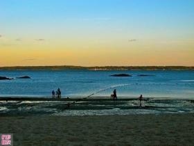 九月的海,黄昏的颜(2)