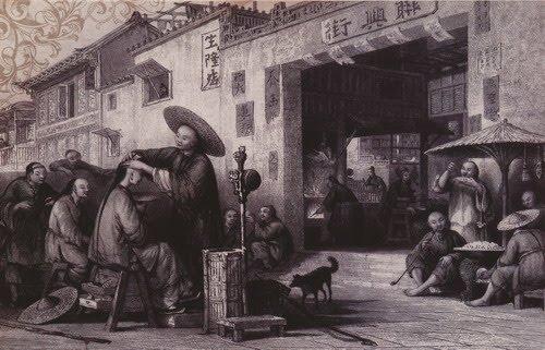老外画笔下的乾隆盛世_图1-17