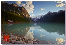 《原创摄影》:湖光山色落基行