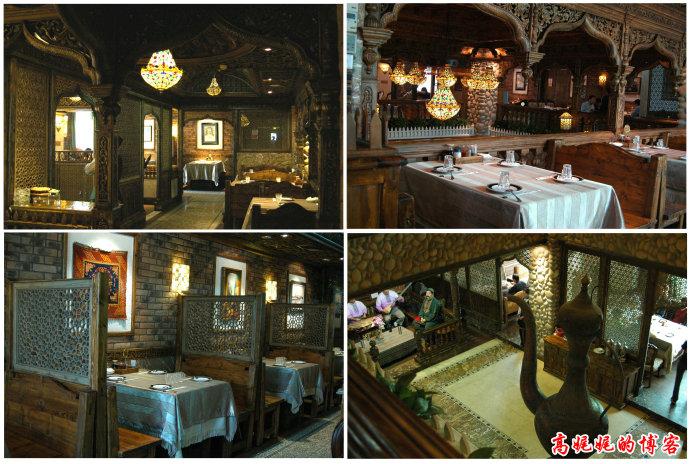 在乌鲁木齐维族餐厅品味节日图片