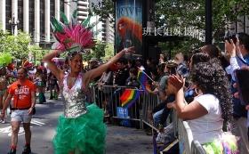 今夏旧金山同性恋大游行回放