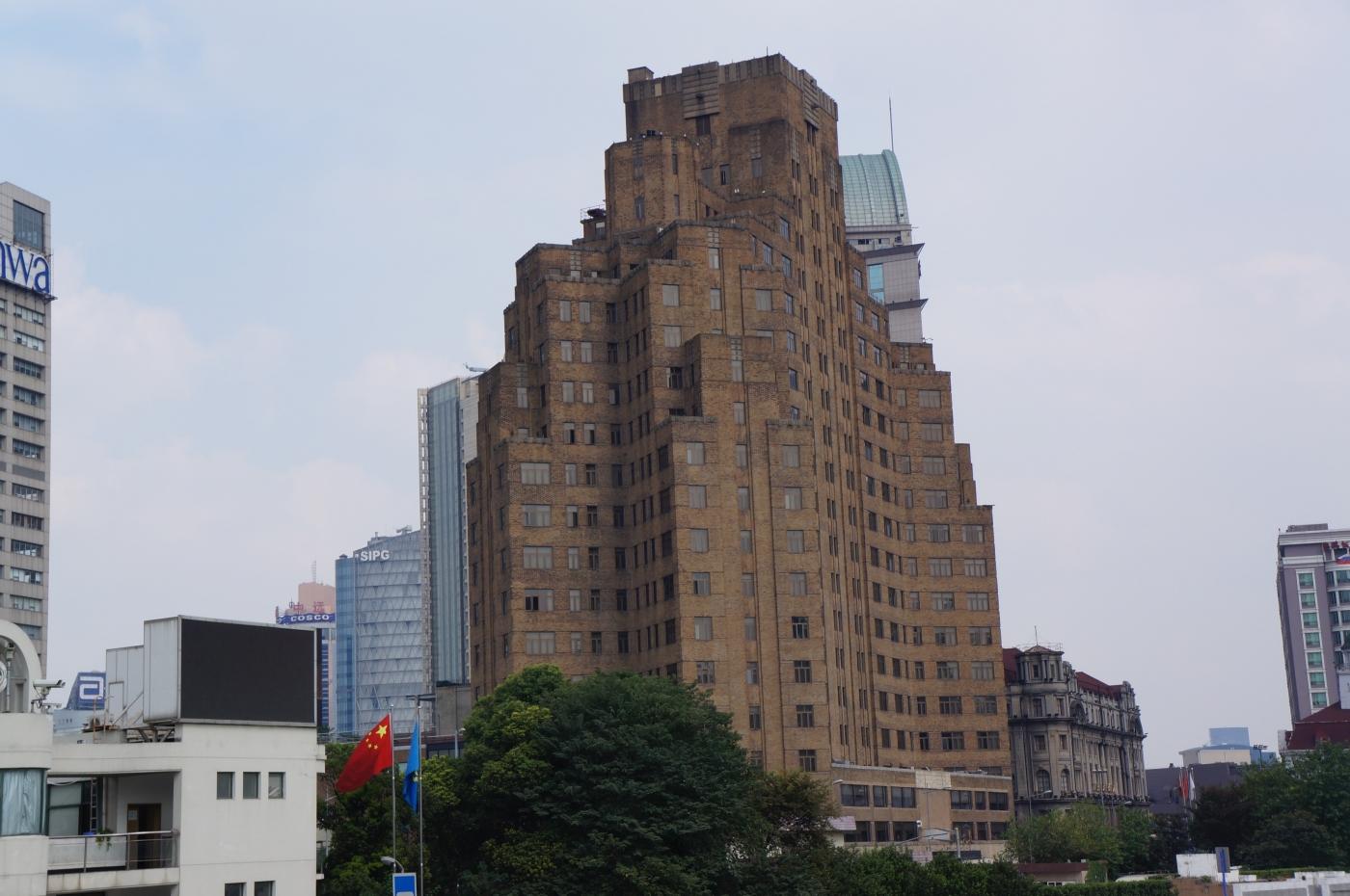 上海北苏州路20号.上海大厦(摄影原创)_图1-1