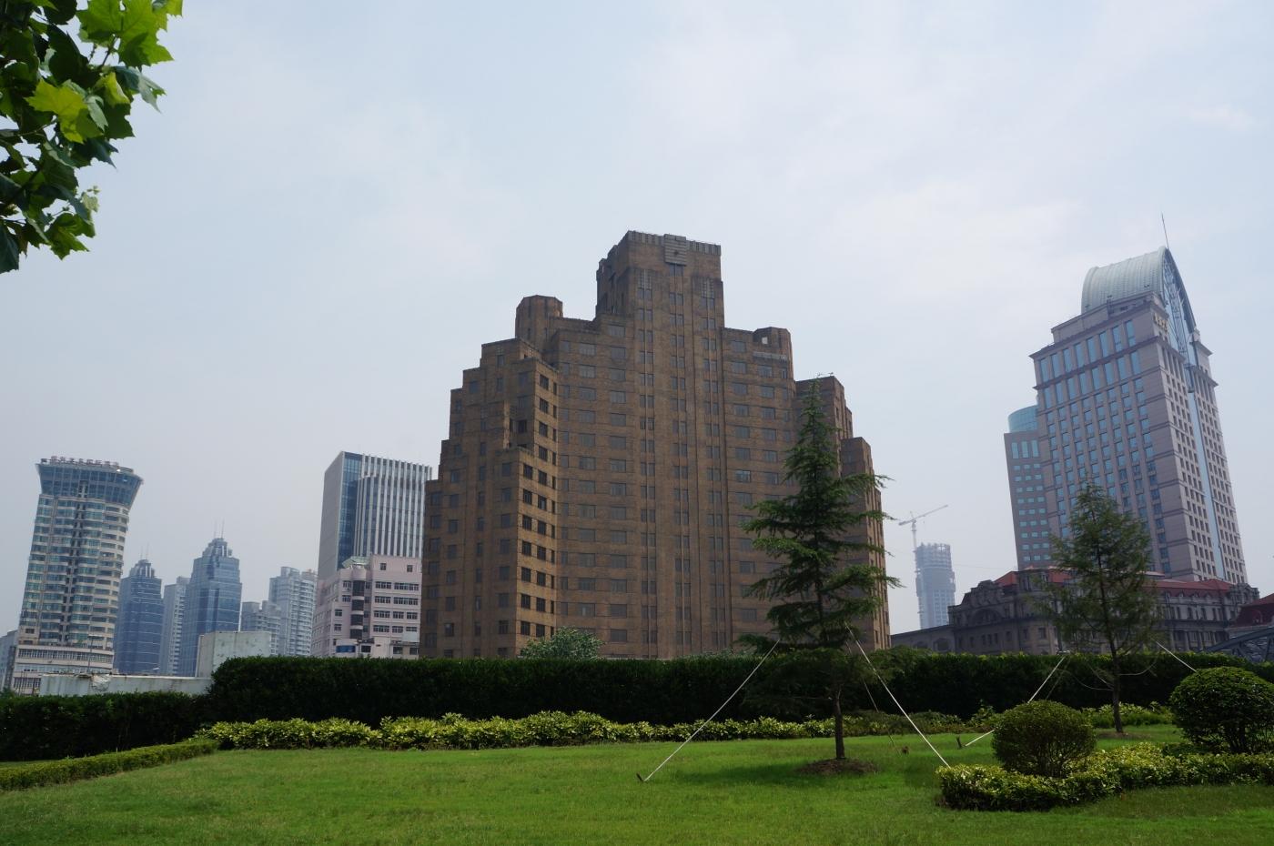 上海北苏州路20号.上海大厦(摄影原创)_图1-3