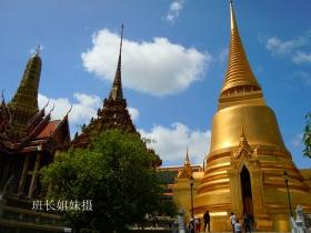 实拍泰国大皇宫