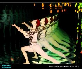 【盲流摄影】视觉艺术新作-时代玻璃雕刻艺