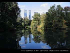 初秋--中央公园