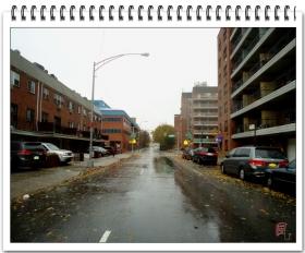 【风之影】珊迪压境,纽约恍若