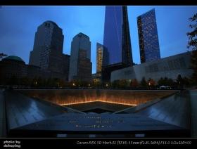 【盲流摄影】911纪念馆随拍3幅
