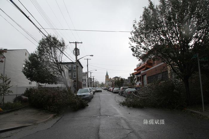 暴风过后的法拉盛_图1-5