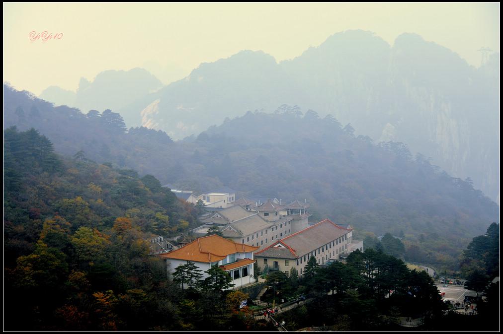 【原創】yiyi10的鏡頭里的黃山(攝影)_图1-5