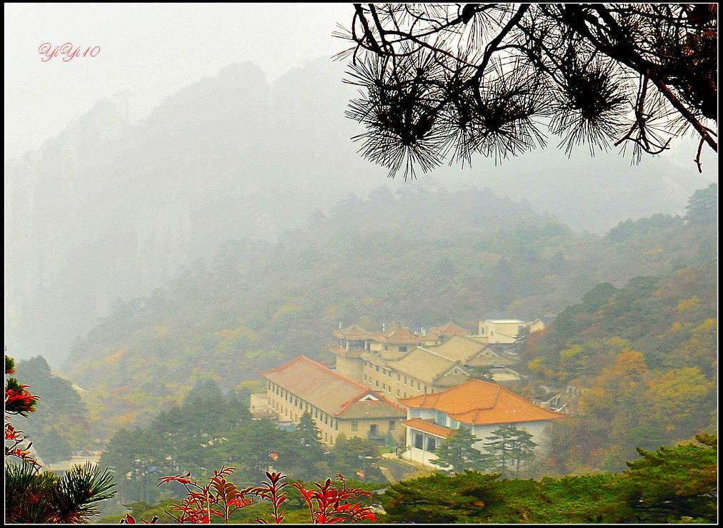 【原創】yiyi10的鏡頭里的黃山(攝影)_图1-10