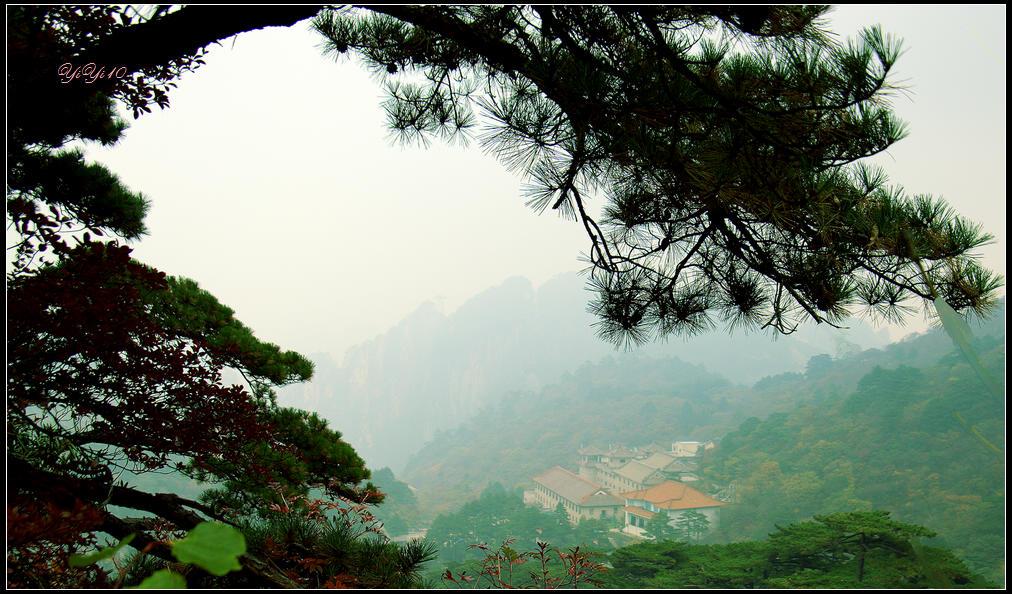【原創】yiyi10的鏡頭里的黃山(攝影)_图1-3
