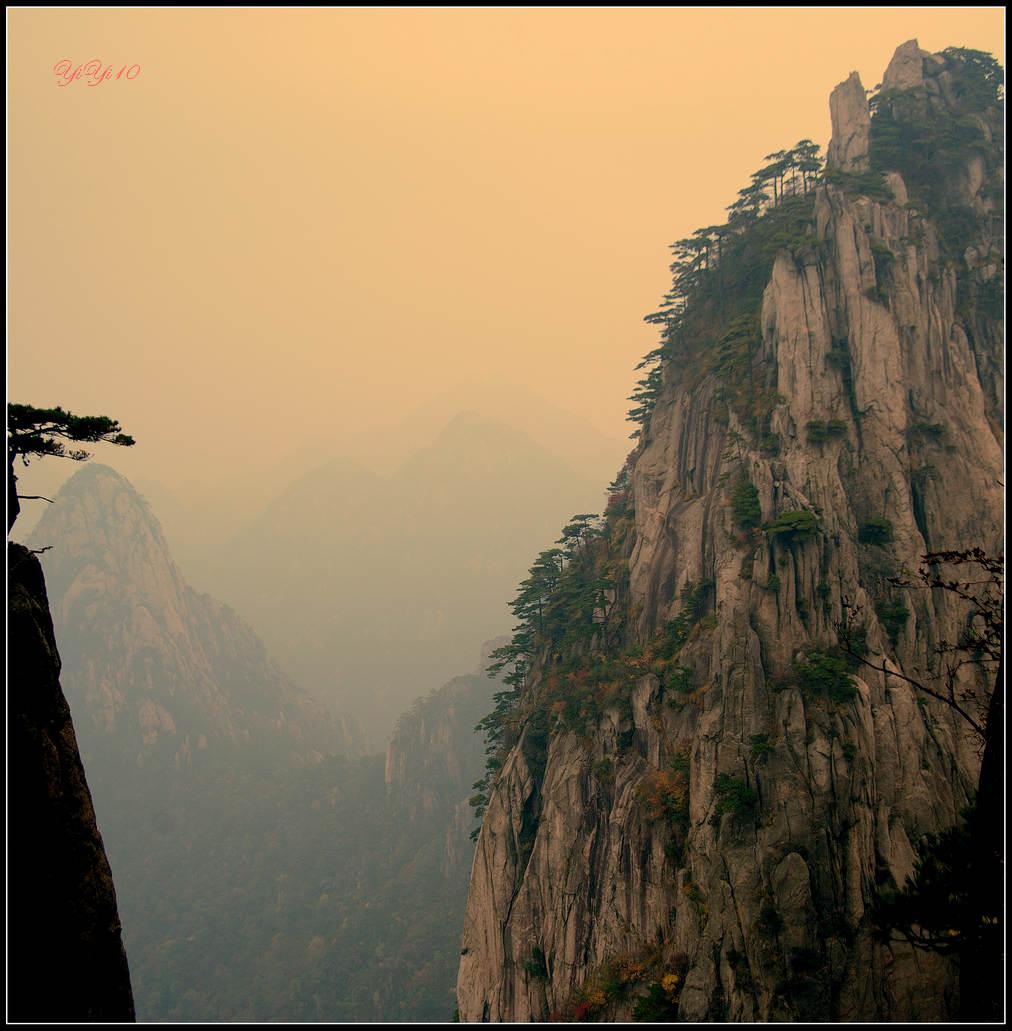 【原創】yiyi10的鏡頭里的黃山(攝影)_图1-13
