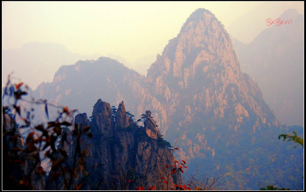 【原創】yiyi10的鏡頭里的黃山(攝影)_图1-1