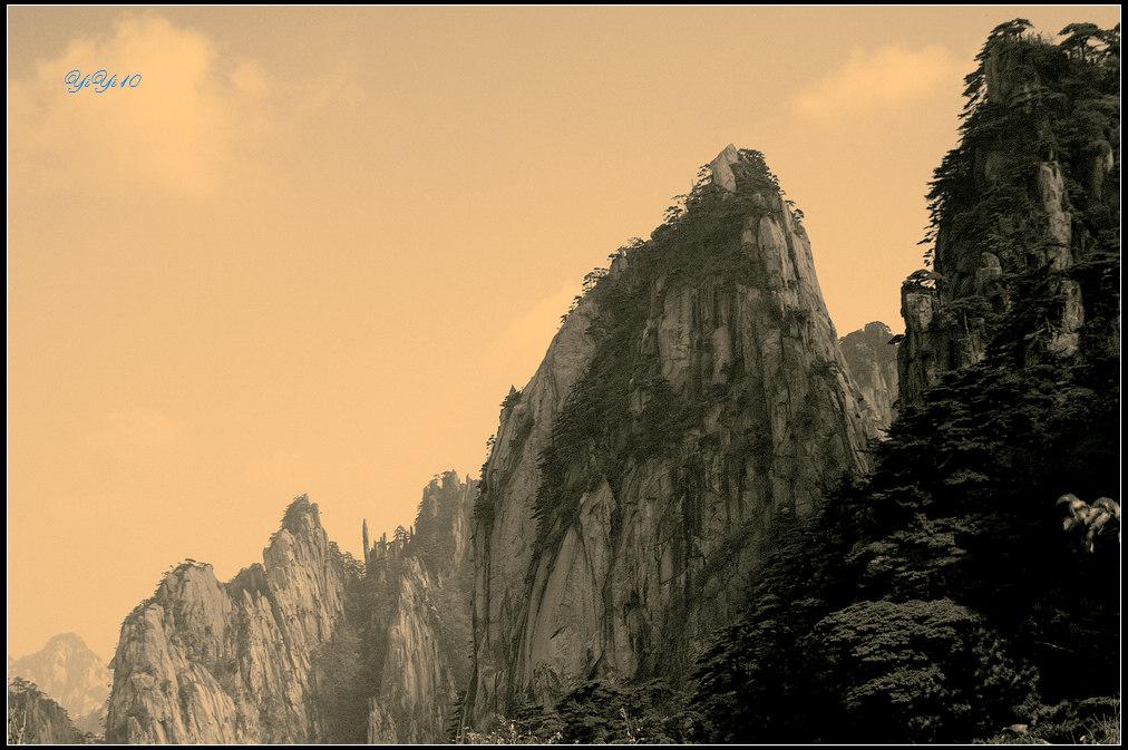 【原創】yiyi10的鏡頭里的黃山(攝影)_图1-16