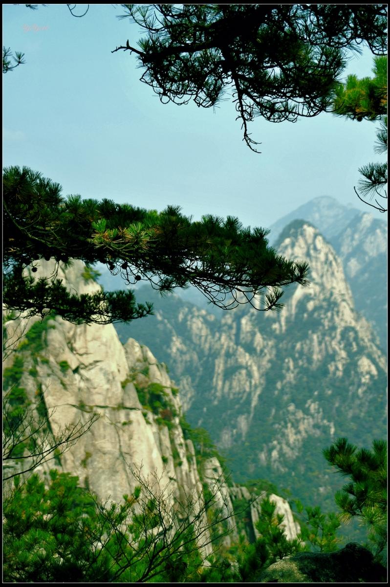 【原創】yiyi10的鏡頭里的黃山(攝影)_图1-17