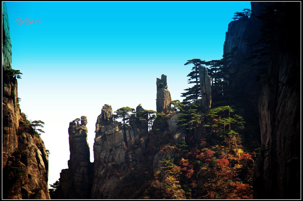 【原創】yiyi10的鏡頭里的黃山(攝影)_图1-2