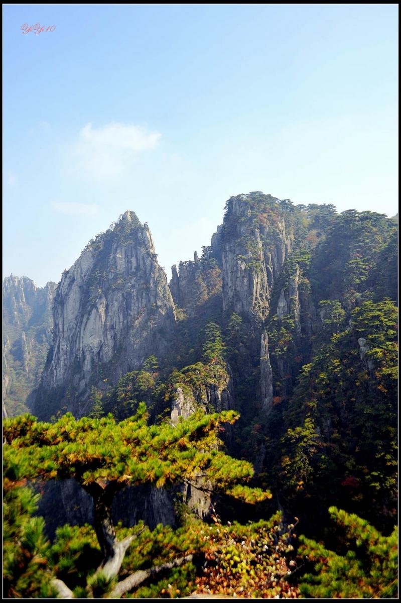 【原創】yiyi10的鏡頭里的黃山(攝影)_图1-18