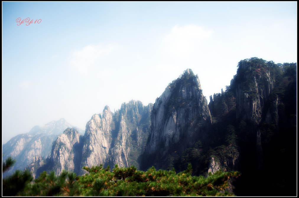【原創】yiyi10的鏡頭里的黃山(攝影)_图1-14