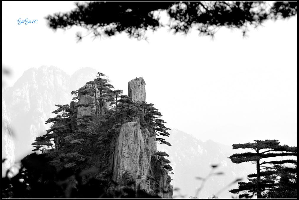 【原創】yiyi10的鏡頭里的黃山(攝影)_图1-9