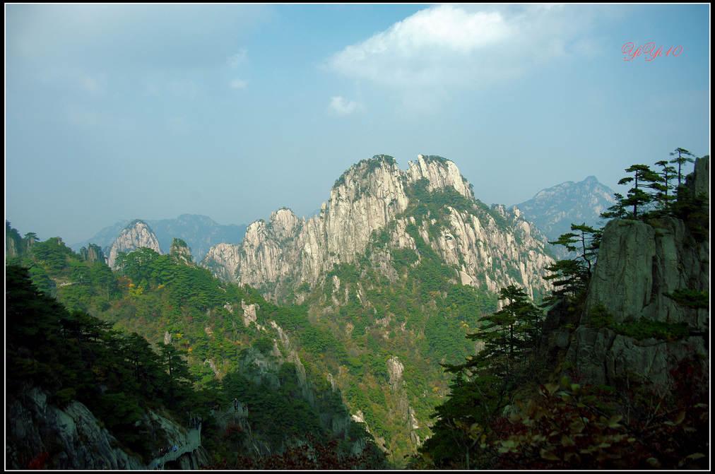 【原創】yiyi10的鏡頭里的黃山(攝影)_图1-8